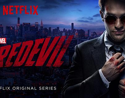 Netflix - Daredevil - Concepts