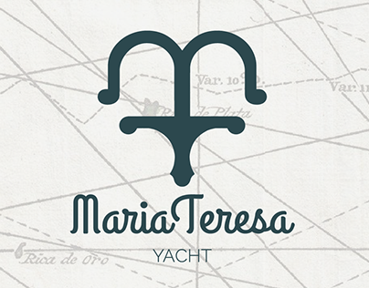Maria Teresa Yacht - Brand Identity