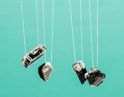 Jewelry Collection Woodcoal