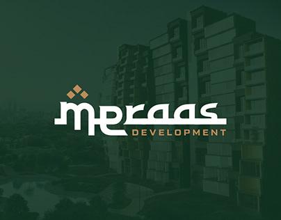 Meraas   Logo and branding design