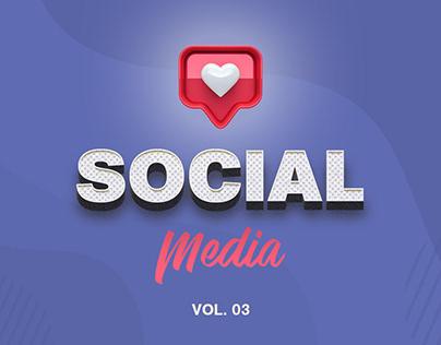 Social Media | Vol. 03