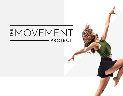 Dance Studio Simple Minimalist Geometric Branding
