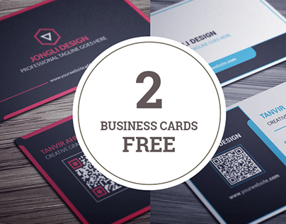 Business Card Templates Freebie