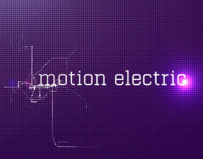 MOTION ELECTRIC 1 & 2