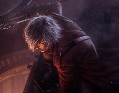 Devil May Cry Dante Tribute