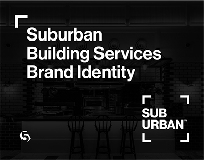Suburban \\ Visual Identity