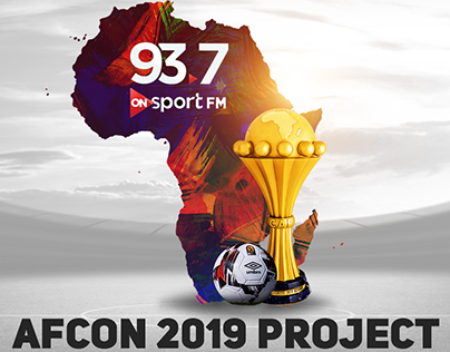 AFCON2019 Project For ONsportFM