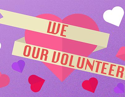 Facebook banner for Office of Volunteer Opportunities