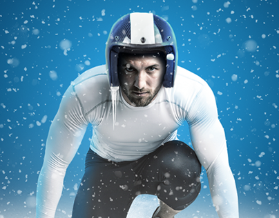 New Balance Ice Warrior Challenge