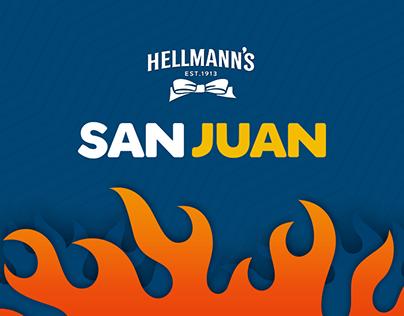 Hellmann's - San Juan 2020