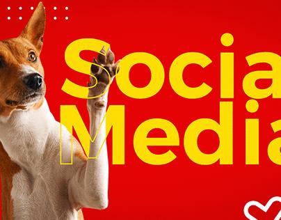 Social Media - Pet shop