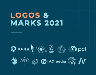 Logos & Marks 2021