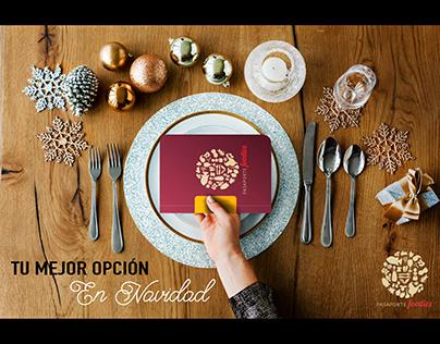 Publicidad Pasaporte Foodies