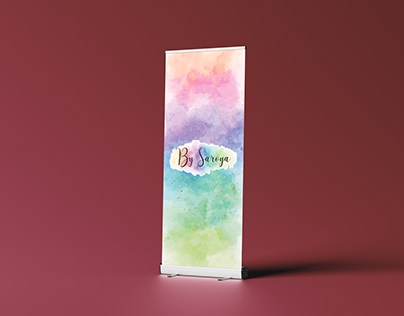 Beauty Rollup Banner