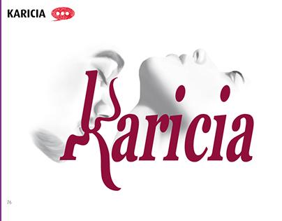 Karicia - Identidade Visual