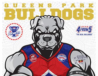 4x Premiers: Queens Park Bulldogs