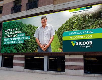 SICOOB Credipatos - Campanha