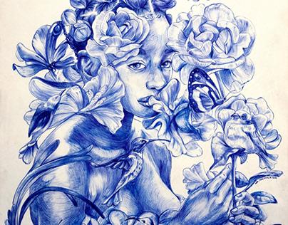 Emerging Blossoms