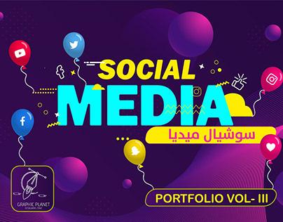 Social Media collection Vol.III 2018