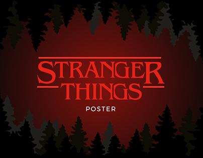 Stranger Things | Poster