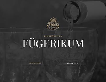 Fügerikum, Magyar fügebor