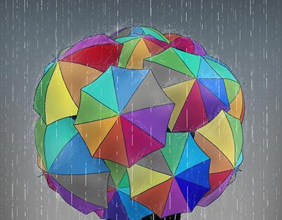 Toute cette pluie