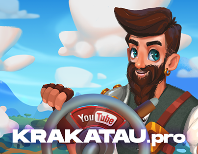 Krakatau: Felix TV - Explainer Video
