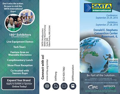 Tri Fold - Conference Brochure