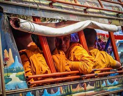 Surroundings Pakse and Wat Phou - South Lao