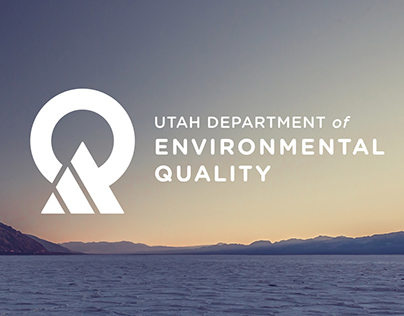 Brand Refresh | Utah Dept. of Environmental Quality
