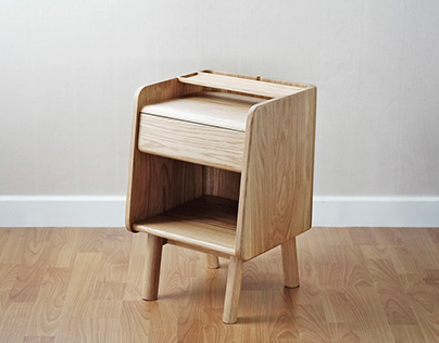 Sumo Side Table