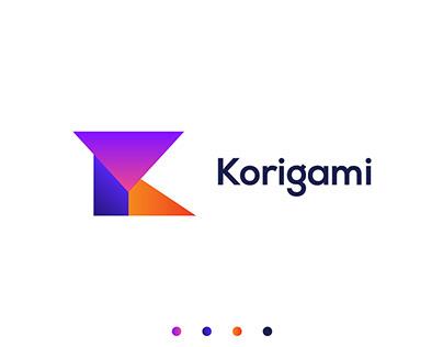 Modern K Letter Logo Concept | Lettermark Logo