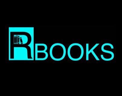 Rbooks logo