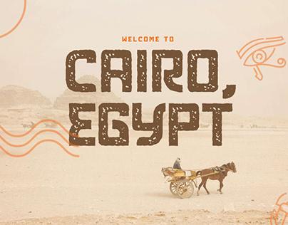 KHEPRI - FREE MODERN EGYPTIAN TYPEFACE