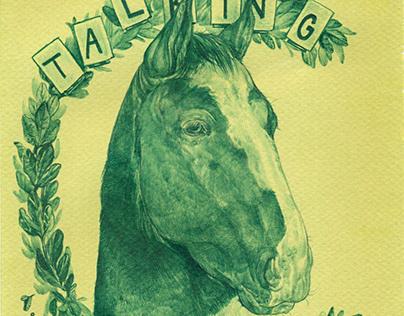 Lady Wonder the Talking Horse