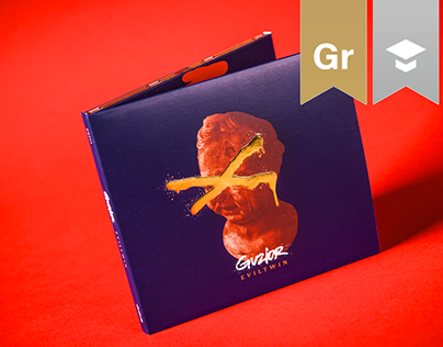 Guzior - Eviltwin / Digipack packaging