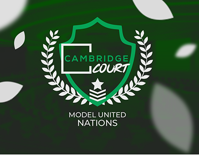 Cambridge Court MUN Branding & Design