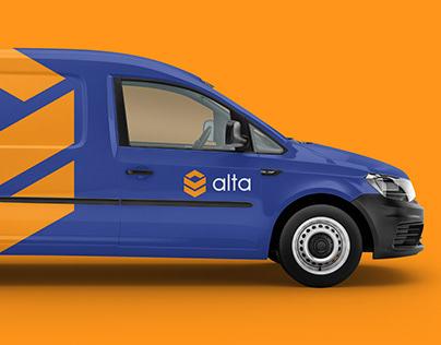 Alta Logistic - Branding