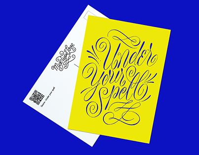 #MixTypeLove Postcards
