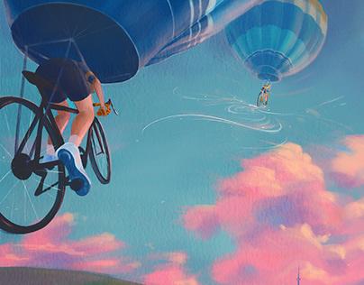 Team Sky - Tour de France Editorial