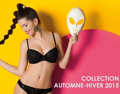Oups Lingerie COSMICGIRL COLLECTION // Fall 2015