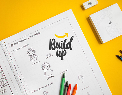 Build up - An illustrated English textbook