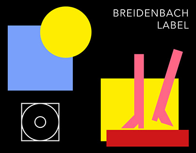 breidenbach label - branding