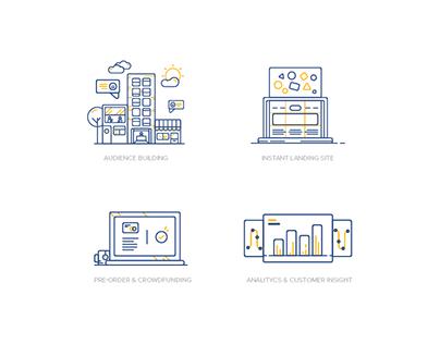 Crowdstart: Website Design