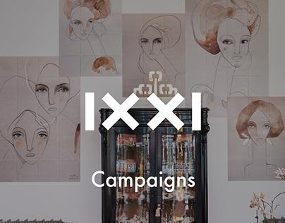 IXXI Campaigns
