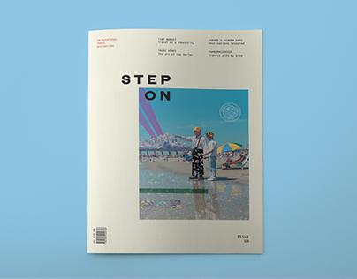Step On Magazine