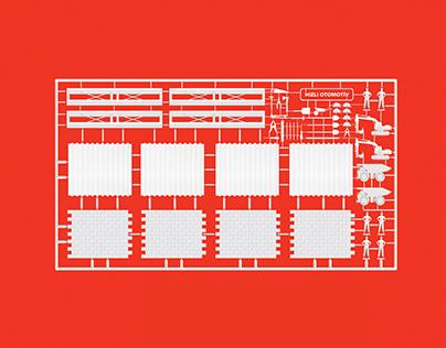Batı Prefabricated Print Advert