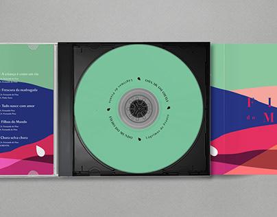 Filho do Mundo - CD artworks