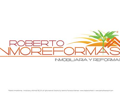 Graphics Roberto Inmoreformas - Inmobiliaria y reformas