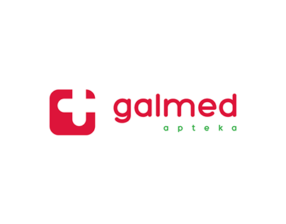 Apteka Galmed - Logotype design